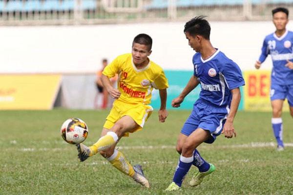 Lịch thi đấu bán kết U19 Quốc gia 2019: U19 SLNA vs U19 HAGL