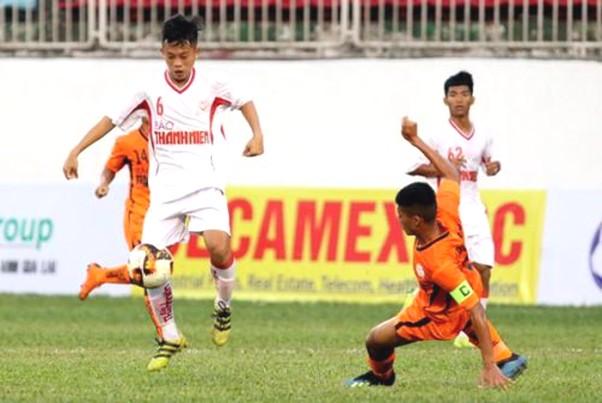 Kết quả U19 Hà Nội vs U19 SHB Đà Nẵng (FT 2-0): Chiến thắng thuyết phục