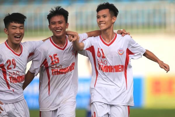 Kết quả U19 HAGL vs U19 SLNA (FT 2-0): Đàn em Xuân Trường vào chung kết