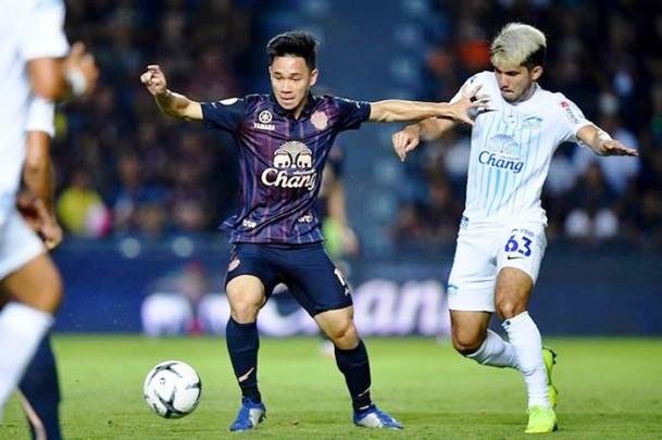 Supachok Sarachat: Tiền đạo nguy hiểm nhất của U23 Thái Lan