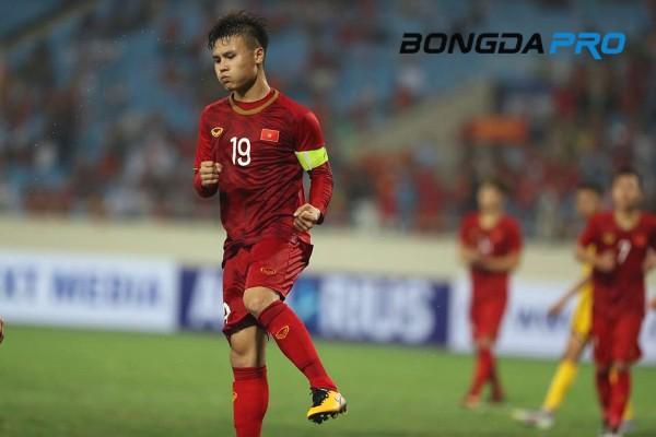 Bảng xếp hạng vòng loại U23 châu Á 2020 của U23 Việt Nam