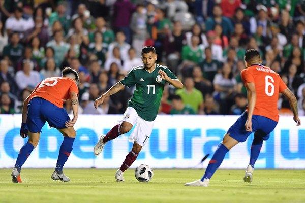 Kết quả Mexico 3-1 Chile: Thắng lợi nhẹ nhàng