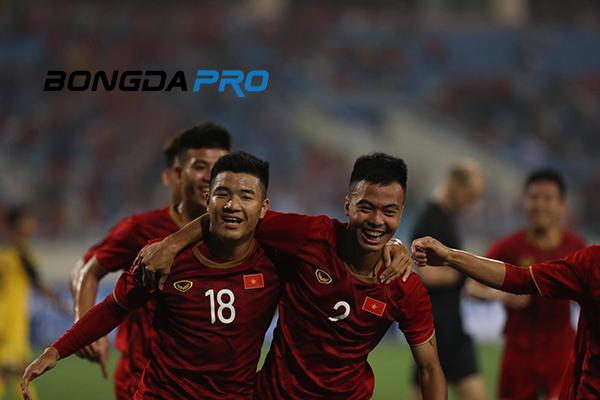 U23 Việt Nam 6-0 U23 Brunei: 'Set tennis' nhẹ nhàng