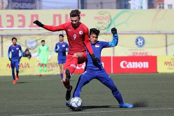 U23 Singapore 1-1 U23 Triều Tiên: The Lions gặp khó