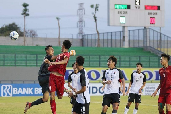 Trực tiếp U19 Quốc tế 2019: U19 Việt Nam vs U19 Thái Lan (17h30)