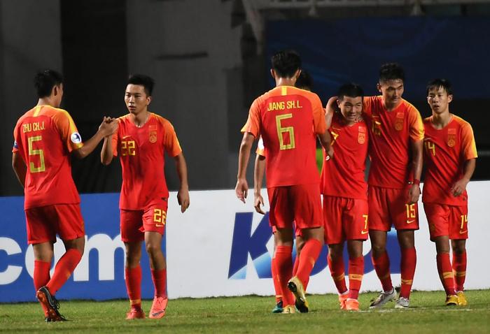 TRỰC TIẾP U19 Trung Quốc vs U19 Myanmar, 15h ngày 30/3