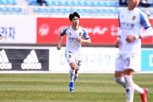Incheon United vs Suwon Bluewings: Chờ Công Phượng phá dớp