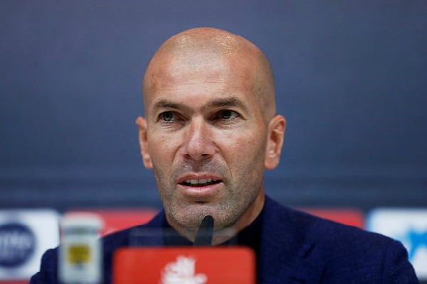 Luca Zidane được ưu ái, HLV Real Madrid nói gì?