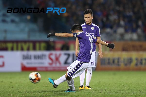 Đội hình Hà Nội FC vs Yangon: Quang Hải, Đình Trọng vắng mặt