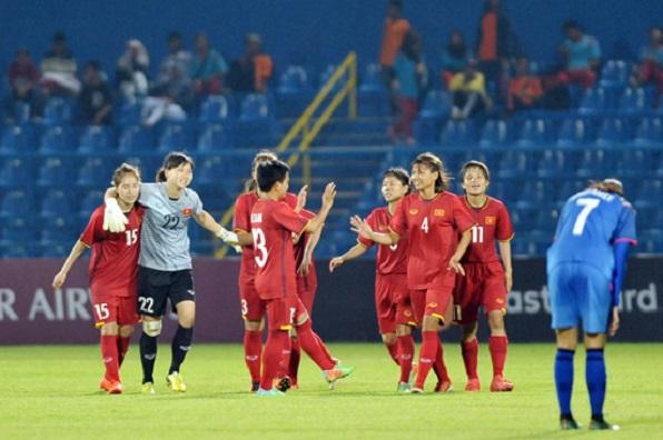 Nhận định bóng đá Nữ Việt Nam vs Nữ Hồng Kông, 17h ngày 6/4 (VL Olympic Tokyo 2020)