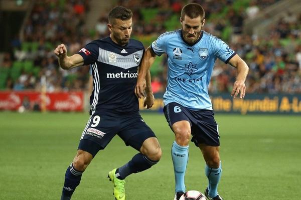 Trực tiếp Sydney FC vs Melbourne Victory (15h50, 6/4)