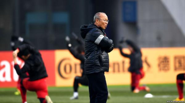 Danh sách đội tuyển và U22 Việt Nam 2019: HLV Park Hang Seo gọi gần 100 cầu thủ