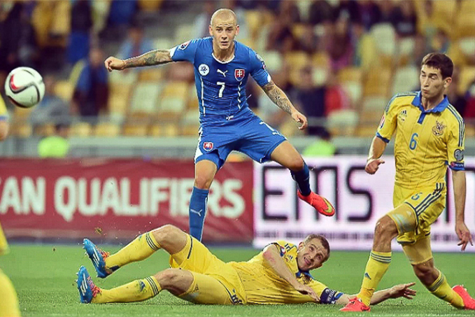 Trực tiếp U18 Slovakia vs U18 Romania, 17h ngày 11/4