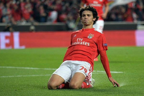 Joao Felix khiến MU thèm khát sau cú hat-trick cho Benfica ở Europa League