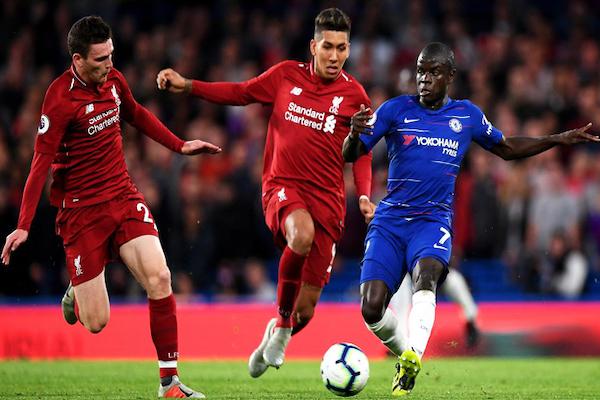 Liverpool 2-0 Chelsea: Salah lập siêu phẩm, The Kop tái chiếm ngôi đầu