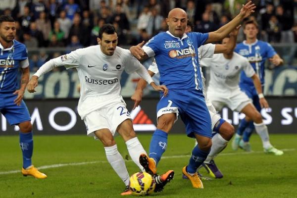 Xem trực tiếp Atalanta vs Empoli trên kênh nào?