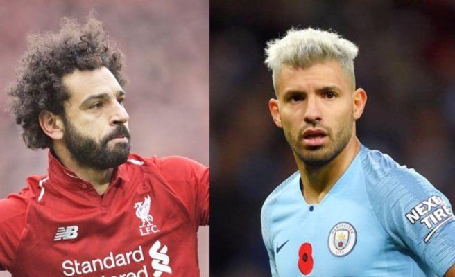 Vua phá lưới Ngoại hạng Anh 2019: Mohamed Salah đấu Sergio Aguero