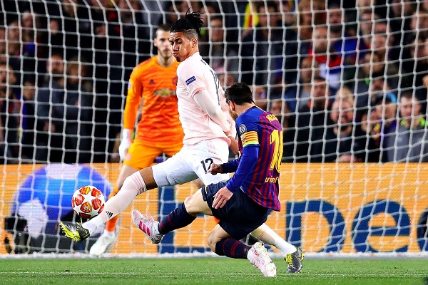 Barca 3-0 MU: Bất ngờ như trước PSG đã không thể lặp lại