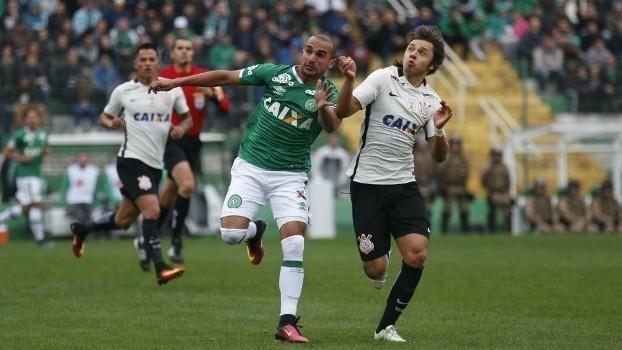Trực tiếp Chapecoense vs Corinthians, 7h30 ngày 18/4