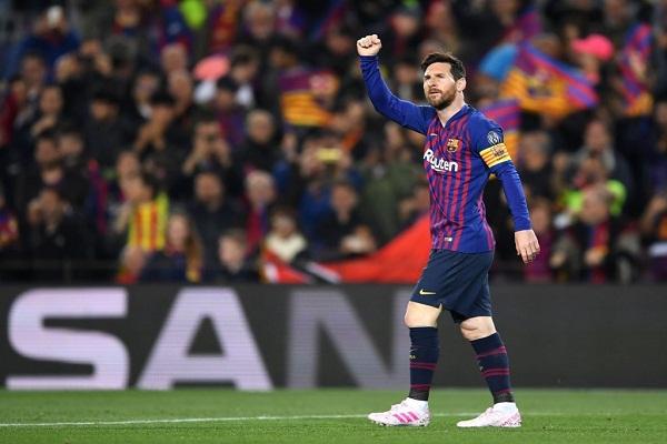 Vua phá lưới Champions League 2019: Lionel Messi là số 1