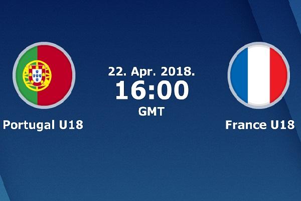 Nhận định U18 Bồ Đào Nha vs U18 Pháp, 23h ngày 17/4 (giao hữu U18 ĐTQG)