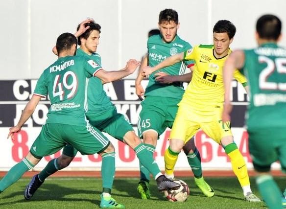 Nhận định Anzhi vs Akhmat Grozny, 23h30 ngày 19/4