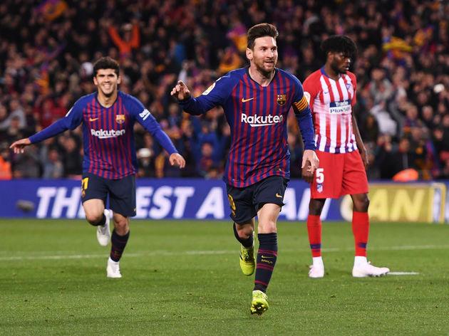 Barca 2-1 Real Sociedad: Không có bất ngờ trên sân Camp Nou