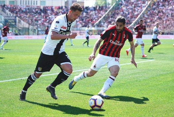 Parma 1-1 AC Milan: Thầy trò Gattuso ôm hận vì siêu phấm sút phạt