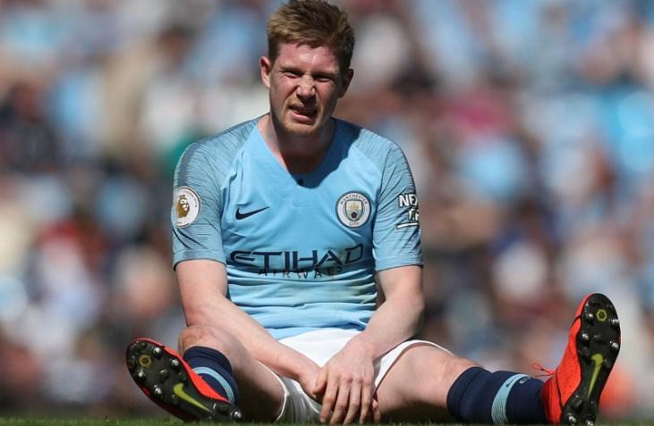Man City trả giá đắt cho trận thắng Tottenham