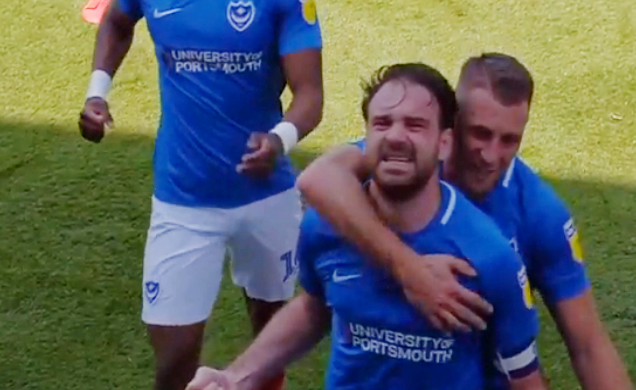 Kết quả Portsmouth 2-1 Coventry City: Ngược dòng ngoạn mục