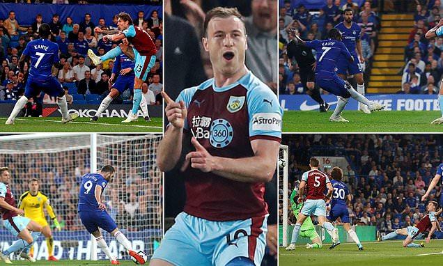 Video xem lại  Chelsea 2-2 Burnley  (Premier League, Ngoại hạng Anh vòng 35)