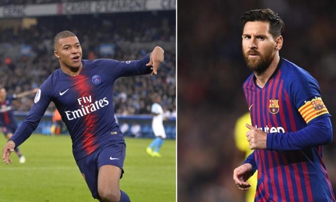Chiếc giày vàng châu Âu 2019: Mbappe quyết đua cùng Messi