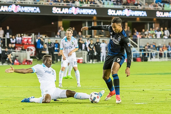 Nhận định Seattle Sounders vs San Jose Earthquakes, 9h30 ngày 25/4