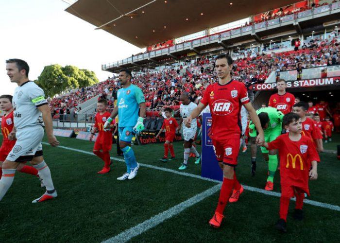 Nhận định Brisbane Roar vs Adelaide United, 11h ngày 25/4 (vòng 27 VÐQG Úc)
