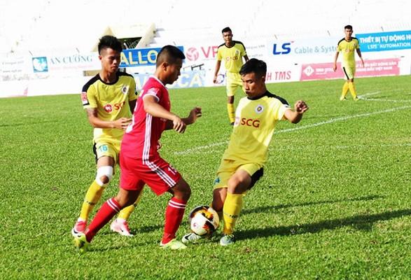 Lịch thi đấu bóng đá Việt Nam hôm nay 25/4: Hồng Lĩnh Hà Tĩnh vs Phố Hiến
