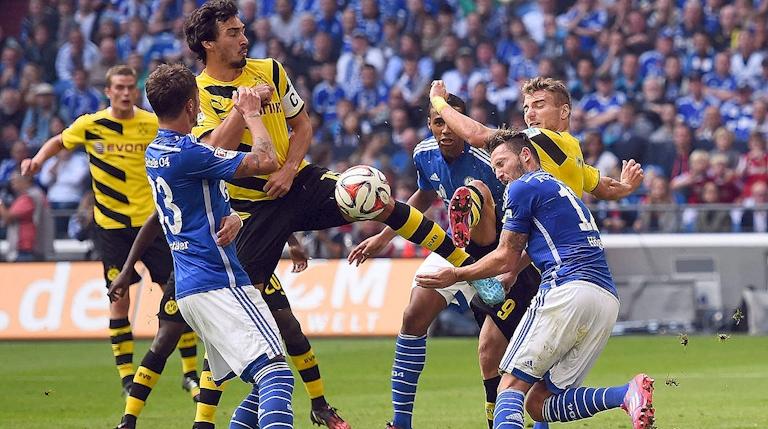 TRỰC TIẾP Dortmund vs Schalke, 20h30 ngày 27/4