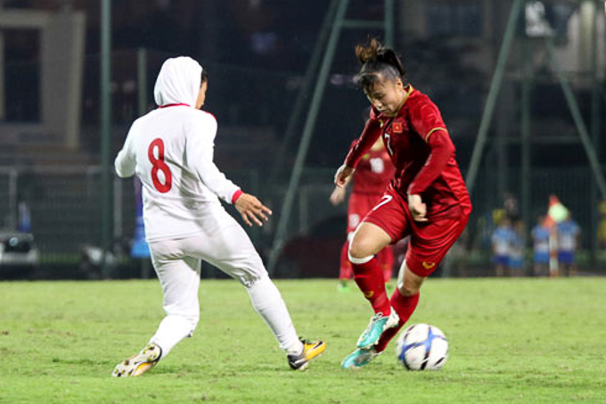 BXH vòng loại U19 nữ châu Á 2019: Việt Nam xếp nhì bảng kịch tính