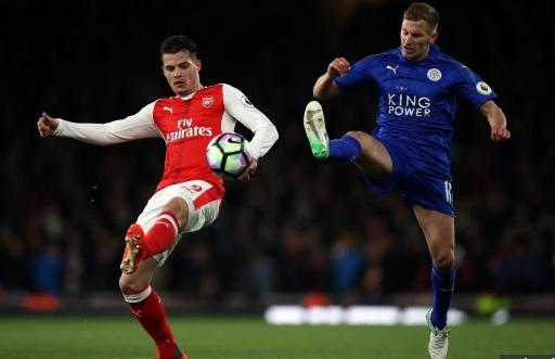 Xem trực tiếp Leicester City vs Arsenal (18h, 28/4) trên kênh nào?
