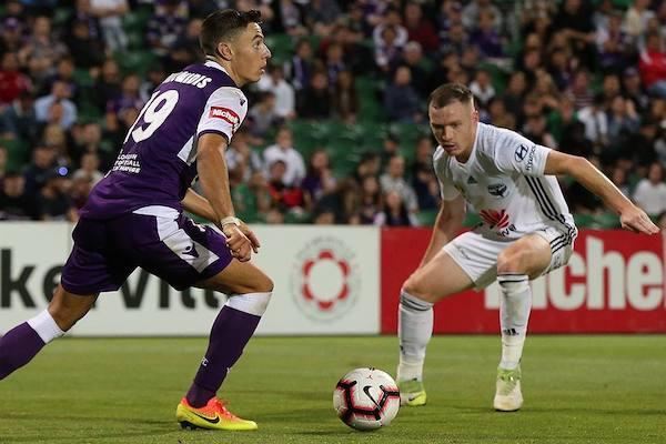 Trực tiếp Perth Glory vs Wellington Phoenix, 16h ngày 28/4