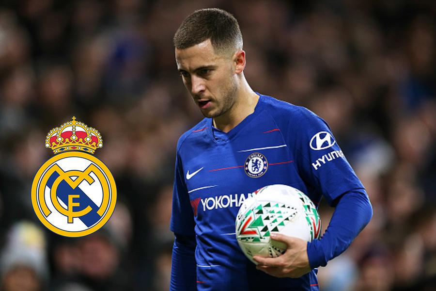 Tương lai của Hazard được quyết định trong 10 ngày tới
