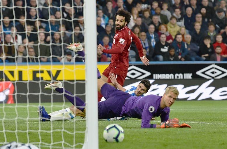 Top bàn thắng đẹp Ngoại hạng Anh vòng 36: Ngả mũ trước Salah
