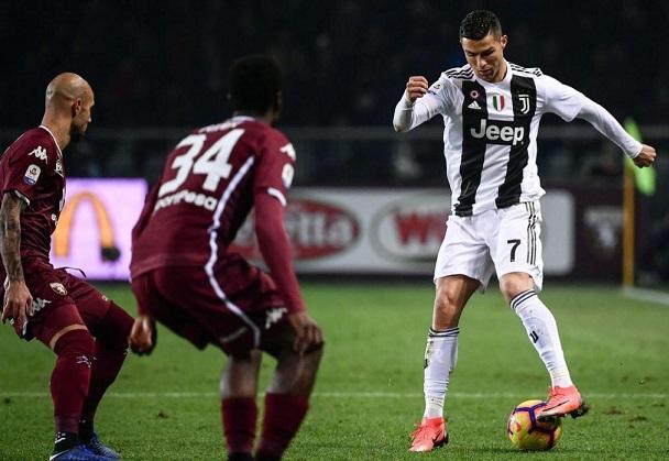 Xem trực tiếp Juventus vs Torino (2h, 4/5) trên kênh nào?