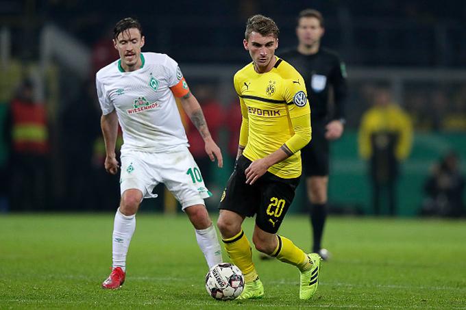 Xem trực tiếp Bremen vs Dortmund (23h30, 4/5) ở đâu?