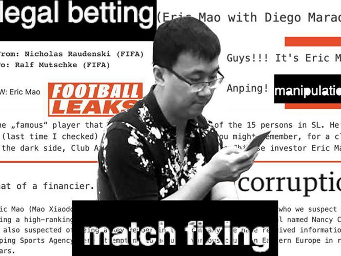 Eric Mao: Ông trùm dàn xếp tỷ số bóng đá khét tiếng châu Âu