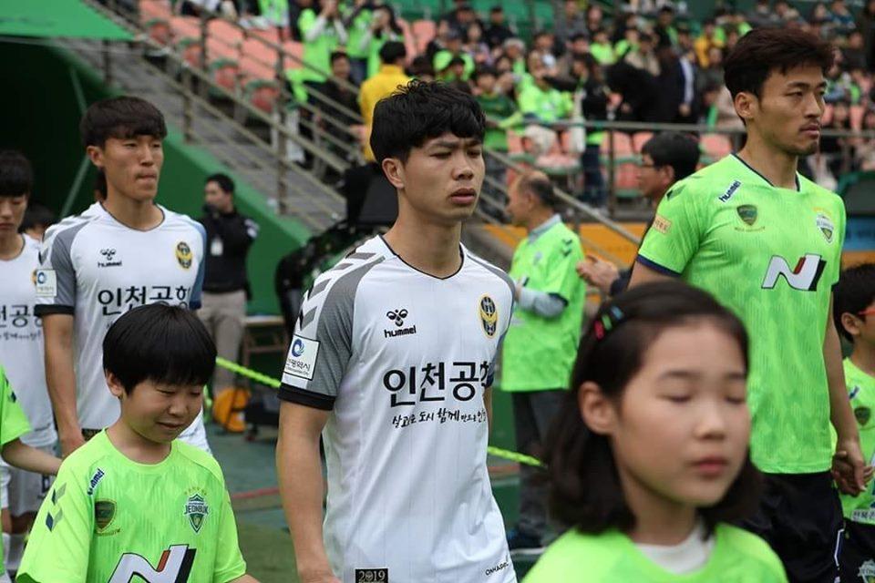 Công Phượng nói gì sau 3 trận liền ngồi ngoài ở K-League 2019?