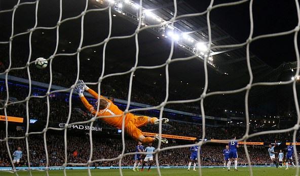 Video xem lại Man City 1-0 Leicester: Bàn thắng vàng phút 70