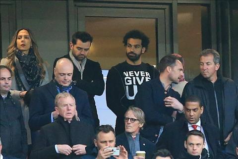 Salah nhắn gửi thông điệp ý nghĩa tới đồng đội Liverpool và cái kết
