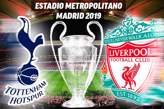Lịch sử đối đầu Liverpool vs Tottenham trước chung kết C1 2019