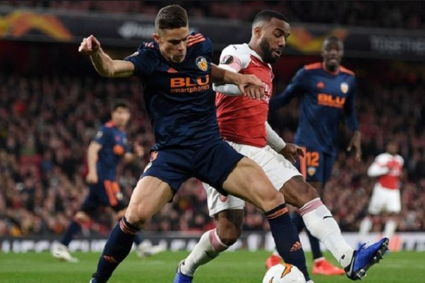 Lịch phát sóng Europa League hôm nay 9/5: Valencia vs Arsenal