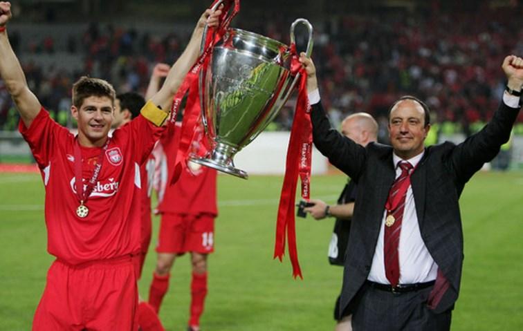 Liverpool vô địch C1 mấy lần, năm nào?